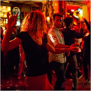 Salsa danslessen bij Salsa Sensation dansschool in Eindhoven